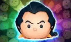 ガストンの顔画像