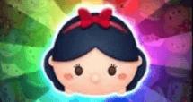 白雪姫の顔画像