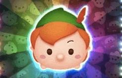 ピーターパンの顔