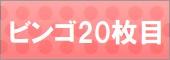ビンゴ20枚目