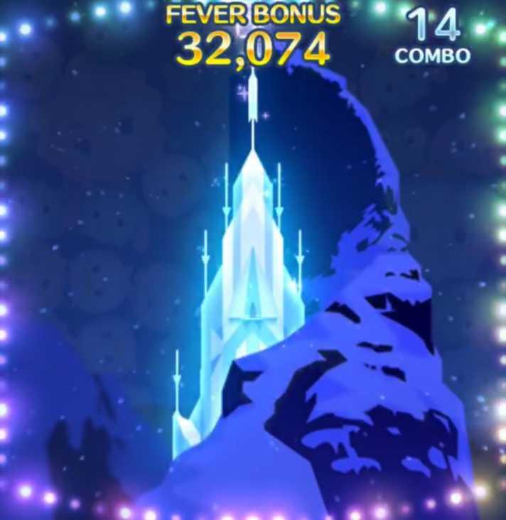 雪の女王エルサのスキル