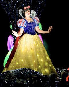パレード白雪姫